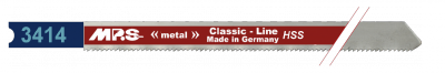 MPS Stichsägeblatt Länge 132/110 mm