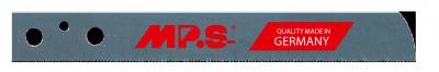 MPS Rohrstichsägeblatt Länge 200/200 mm für grobe Schnitte