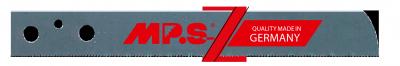 MPS Rohrstichsägeblatt Länge 530/530 mm für feine Schnitte
