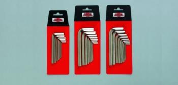 Satz Stiftschlüssel 7-tlg. in SB-Tasche Inhalt: Art.-Nr. 40 SW 105.02.2002