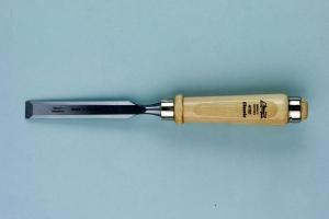 Classic-Stechbeitel mit Holzgriff DIN 5139 CV-Stahl