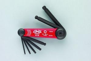 Stiftschlüssel Sortimente und Klapphalter