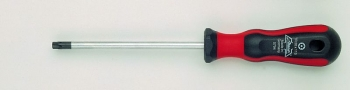 STX-Schraubendreher mit 2K-Heft MoV-Stahl verchromt