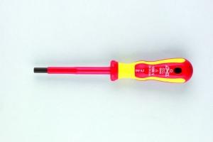 VDE-Sechskant-Stiftschlüssel mit 2K-Heft DIN 7439