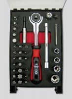 Universal-Werkzeug--Sortiment 35-tlg.