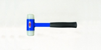 Nylon-Schonhammer mit Stahlrohrstiel