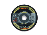100 x Rhodius XT70 Metall Trennscheibe 115x1.0