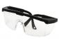 Schutzbrille mit einstellbaren Ohrbügeln