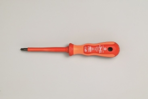VDE-Schraubendreher mit 2K-Heft DIN EN IEC 60900