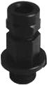 1x Adapter für Schnellwechselaufnahme Lochsägen 14-30mm