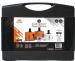 MandreX Lochsägen Sortiment HM+BiMetall inkl. MXqs System & Lochrandsenker (12 teilig)
