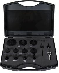 MandreX Lochsägen Sortiment HSS M3 inkl. MXqs System-(14 teilig)