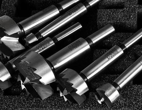 60 mm Forstnerbohrer Set 2-tlg 40 mm