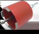 Dosensenker Red Force - 82 mm - 6-kant StarterSet