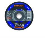 25 x Metall Freihand-Trennscheibe Rhodius KSM 230x3.0x22.23