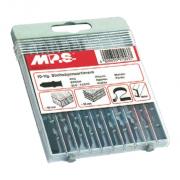 MPS 10tlg. Stichsägeblatt Set - Zur Holz- und Metallbearbeitung (T Schaft))