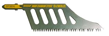DEWALT Stichsägeblatt Länge 112/74 mm