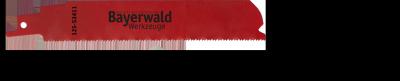 Bayerwald Werkzeuge Säbelsägeblatt Länge 150 mm