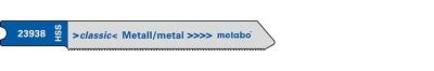 Metabo Stichsägeblatt Länge 77/52 mm
