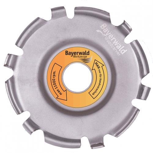 Bayerwald Woodcarver Ø115 mm / 22,2 mm Bohrung