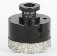 Gut bekannt Amboss Black - Diamant Bohrkrone für Fliesen, Feinsteinzeug (M14 YR87