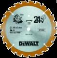 DEWALT AKKU-Handkreissägeblätter für Metallprofile