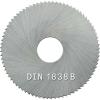 HSS-Metallkreissägeblätter nach DIN 1838 B