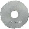 HSS-Metallkreissägeblätter nach DIN 1838 C